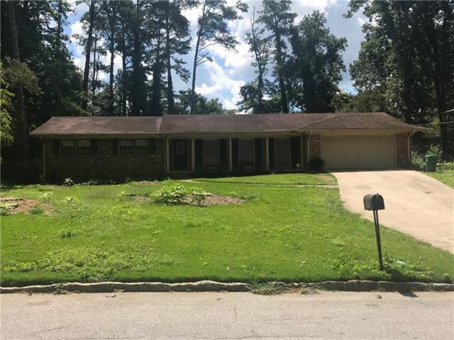 4117 Thunderbird Trail, Stone Mountain, GA 30083 (MLS #6053466) :: The Zac Team @ RE/MAX Metro Atlanta