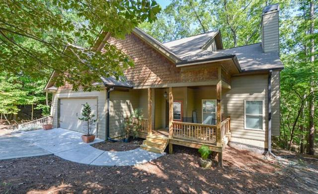 106 Mink Court, Waleska, GA 30183 (MLS #6053506) :: North Atlanta Home Team