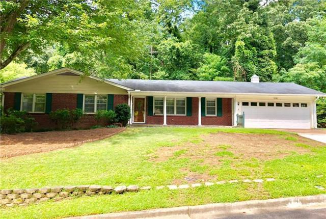 1061 Chestatee Road, Gainesville, GA 30501 (MLS #6053531) :: The Cowan Connection Team