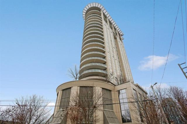 2881 Peachtree Road NE #1102, Atlanta, GA 30305 (MLS #6053587) :: The Justin Landis Group