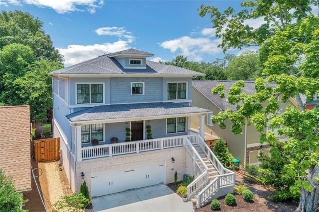 1157 Oglethorpe Avenue, Brookhaven, GA 30319 (MLS #6054001) :: North Atlanta Home Team