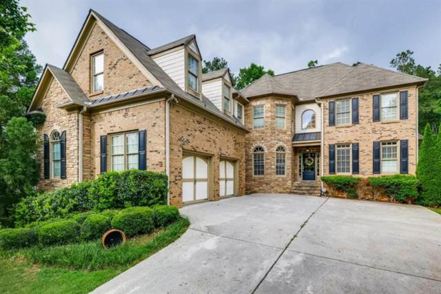 1860 Callaway Ridge Drive NW, Kennesaw, GA 30152 (MLS #6054007) :: The Cowan Connection Team