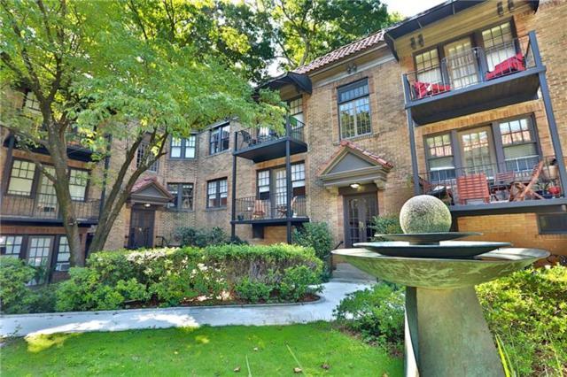 677 Somerset Terrace NE A2, Atlanta, GA 30306 (MLS #6054189) :: RE/MAX Paramount Properties