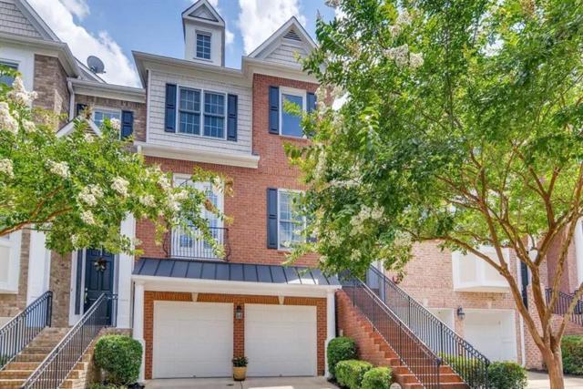 5871 Riverstone Circle #17, Atlanta, GA 30339 (MLS #6054285) :: North Atlanta Home Team