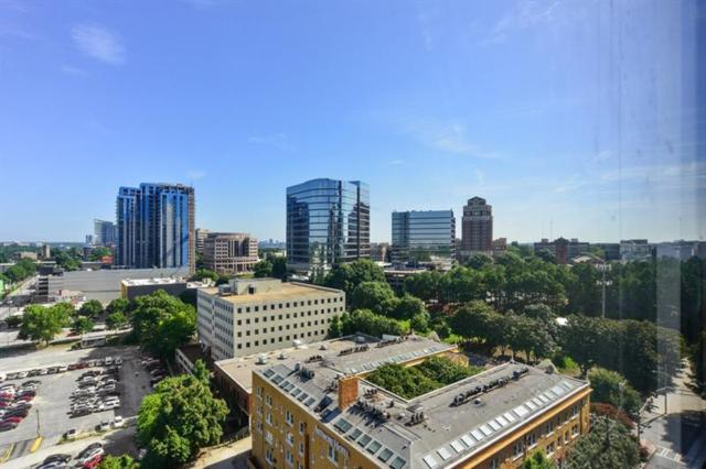 1280 W Peachtree Street NW #1702, Atlanta, GA 30309 (MLS #6054315) :: Rock River Realty