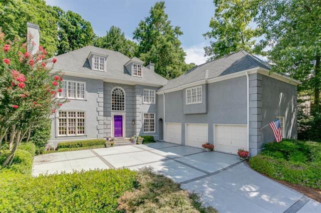 866 Carlton Ridge NE, Atlanta, GA 30342 (MLS #6054332) :: Iconic Living Real Estate Professionals