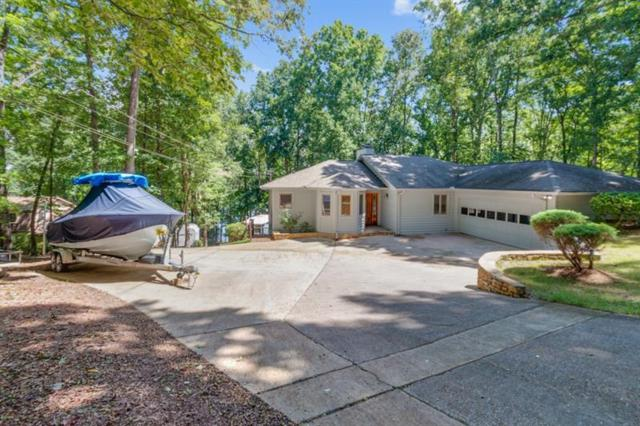 3164 Lake Ranch Drive, Gainesville, GA 30506 (MLS #6054374) :: The North Georgia Group