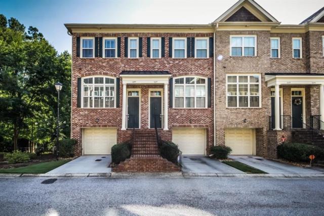 1699 Mosaic Way, Smyrna, GA 30080 (MLS #6054380) :: North Atlanta Home Team