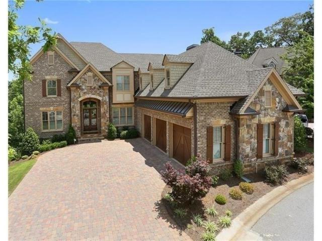 5422 Heyward Square Place, Marietta, GA 30068 (MLS #6054468) :: The Russell Group