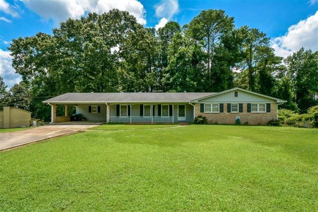 6386 S Norcross Tucker Road, Tucker, GA 30084 (MLS #6054528) :: North Atlanta Home Team