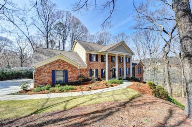 990 Buckhorn E, Sandy Springs, GA 30350 (MLS #6054543) :: Todd Lemoine Team