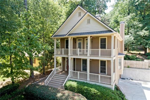 2580 Defoors Ferry Road NW, Atlanta, GA 30318 (MLS #6054674) :: The Cowan Connection Team