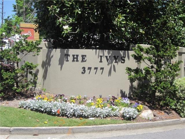 14 Ivy Parkway NE #14, Atlanta, GA 30342 (MLS #6054720) :: Iconic Living Real Estate Professionals