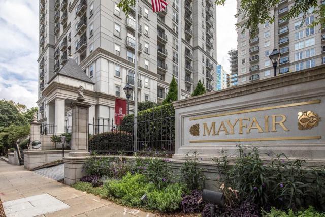 199 14th Street #2110, Atlanta, GA 30309 (MLS #6054810) :: Good Living Real Estate