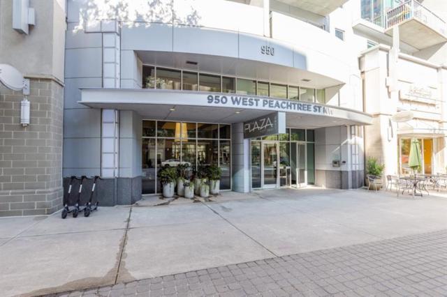 950 W Peachtree Street #803, Atlanta, GA 30309 (MLS #6054826) :: RE/MAX Prestige