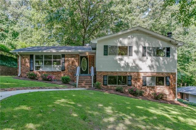 2554 Skyland Trail NE, Brookhaven, GA 30319 (MLS #6054905) :: North Atlanta Home Team