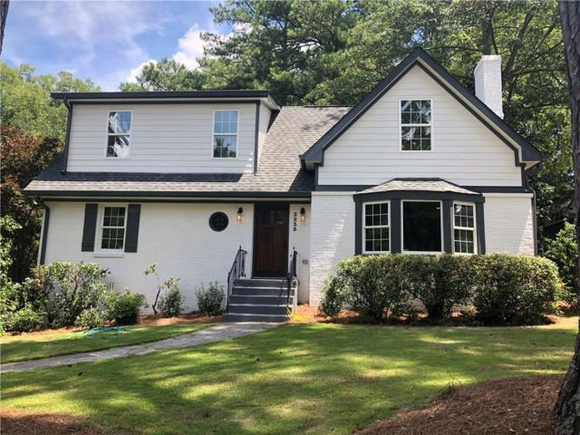 2235 Melante Drive NE, Atlanta, GA 30324 (MLS #6055014) :: The Cowan Connection Team