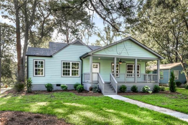 3074 Old Jonesboro Road, Hapeville, GA 30354 (MLS #6055028) :: The Russell Group