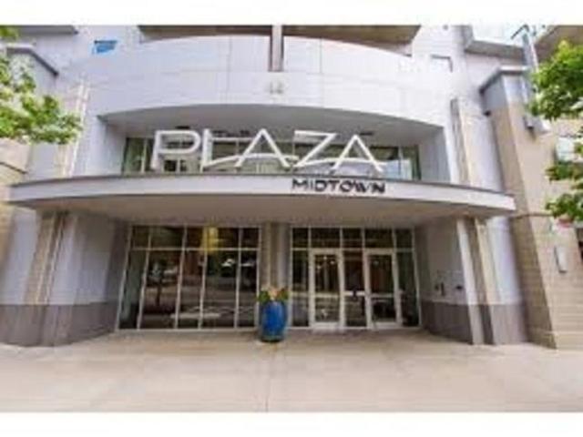 44 Peachtree Place NW #829, Atlanta, GA 30309 (MLS #6055237) :: The Zac Team @ RE/MAX Metro Atlanta