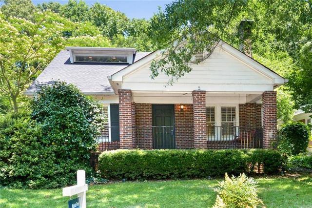 3269 W Shadowlawn Avenue NE, Atlanta, GA 30305 (MLS #6055317) :: RE/MAX Prestige