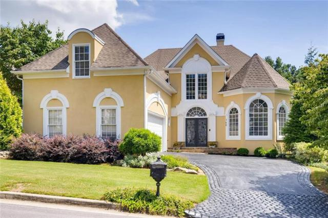 760 Olde Clubs Drive, Alpharetta, GA 30022 (MLS #6055318) :: The Cowan Connection Team