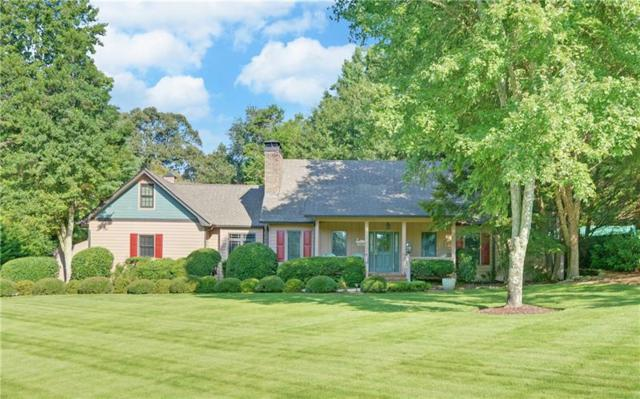 4642 Seminole Drive, Gainesville, GA 30506 (MLS #6055320) :: North Atlanta Home Team