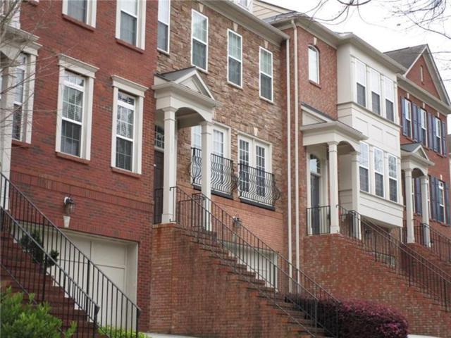 3363 Cumberland Club Drive #16, Atlanta, GA 30339 (MLS #6055366) :: North Atlanta Home Team