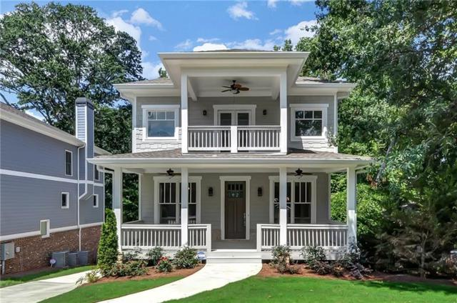 1076 Antioch Drive NE, Brookhaven, GA 30319 (MLS #6055453) :: Iconic Living Real Estate Professionals
