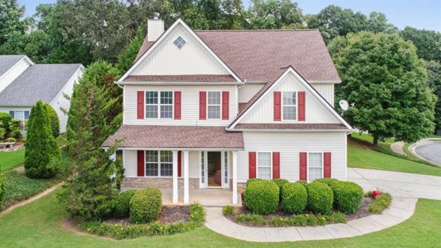 518 Tannenhill Place, Sugar Hill, GA 30518 (MLS #6055557) :: North Atlanta Home Team