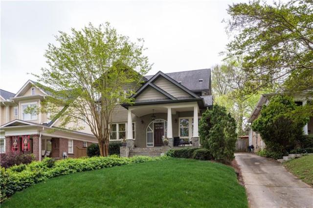 559 Orme Circle NE, Atlanta, GA 30306 (MLS #6055625) :: North Atlanta Home Team