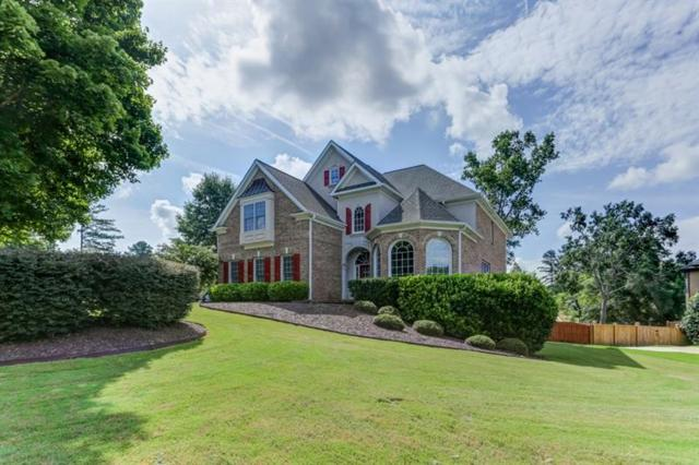 1405 Hampton Crest Drive NW, Kennesaw, GA 30152 (MLS #6055646) :: GoGeorgia Real Estate Group