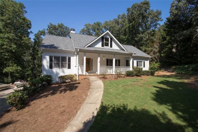 156 Walnut Cove, Dawsonville, GA 30534 (MLS #6055670) :: Iconic Living Real Estate Professionals