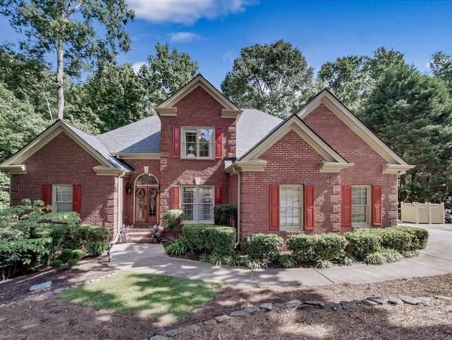 4710 Waterford Drive, Suwanee, GA 30024 (MLS #6055803) :: North Atlanta Home Team