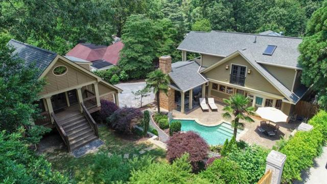 1243 Stillwood Drive NE, Atlanta, GA 30306 (MLS #6055838) :: North Atlanta Home Team