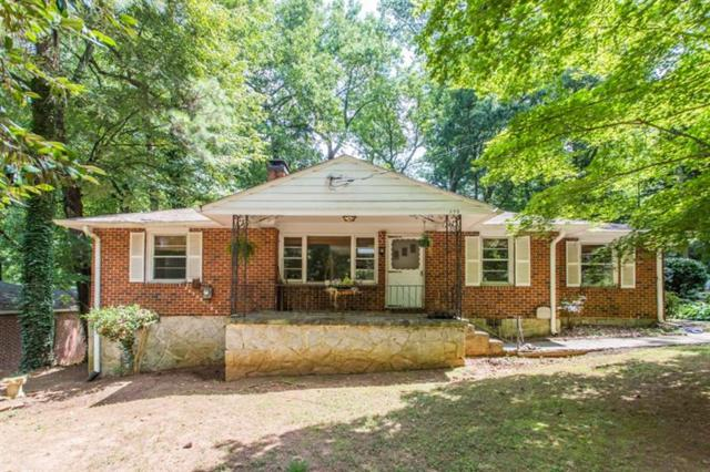 303 Vickers Drive NE, Atlanta, GA 30307 (MLS #6055867) :: The Cowan Connection Team