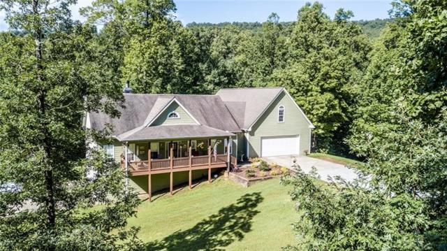285 Smith Circle, Dawsonville, GA 30534 (MLS #6056016) :: North Atlanta Home Team