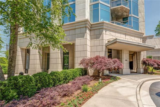 2795 Peachtree Road NE #1709, Atlanta, GA 30305 (MLS #6056067) :: RE/MAX Prestige