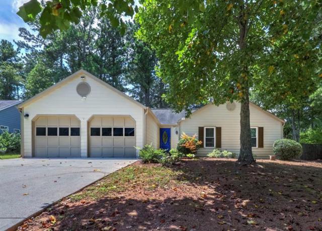4945 Timberbridge Lane, Alpharetta, GA 30022 (MLS #6056122) :: North Atlanta Home Team