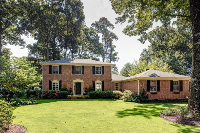 4947 Windhaven Court, Dunwoody, GA 30338 (MLS #6056298) :: Iconic Living Real Estate Professionals
