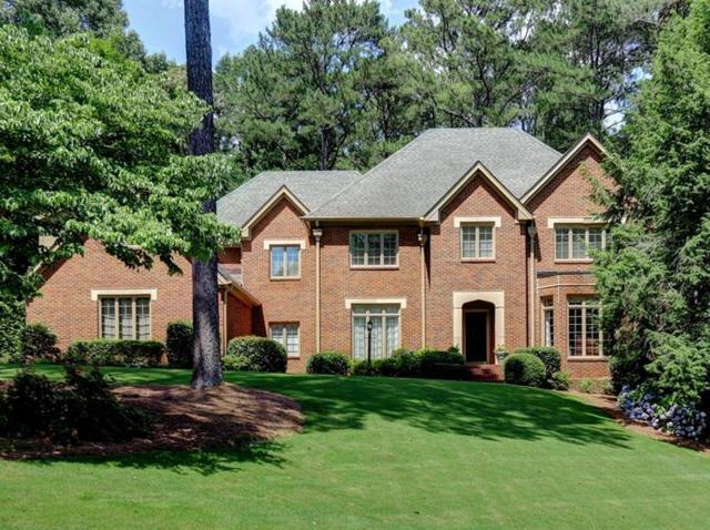 110 Hampton Walk, Marietta, GA 30067 (MLS #6056368) :: GoGeorgia Real Estate Group