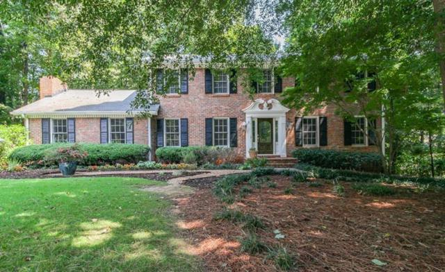 6933 Ayers Court, Peachtree Corners, GA 30360 (MLS #6056371) :: The Cowan Connection Team