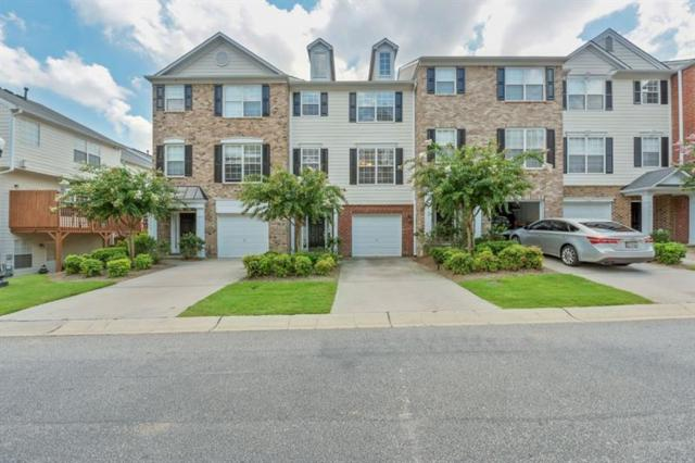 3764 Chattahoochee Summit Drive SE #21, Atlanta, GA 30339 (MLS #6056382) :: Iconic Living Real Estate Professionals
