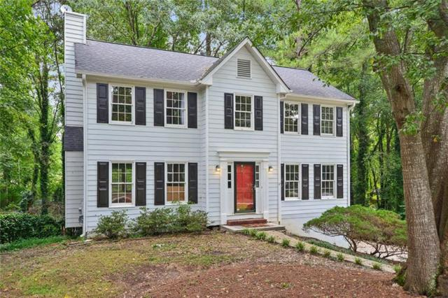 1781 Sacketts Drive, Lawrenceville, GA 30043 (MLS #6056399) :: The Cowan Connection Team