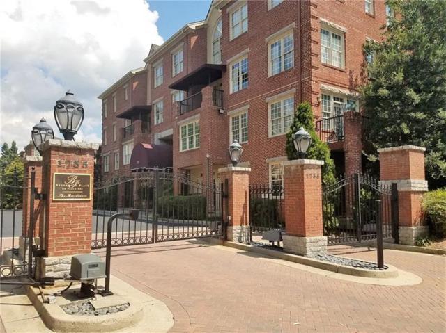 1735 Peachtree Street #331, Atlanta, GA 30309 (MLS #6056417) :: North Atlanta Home Team