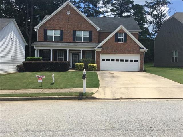 9805 Ivey Ridge Circle, Jonesboro, GA 30238 (MLS #6056622) :: The Cowan Connection Team
