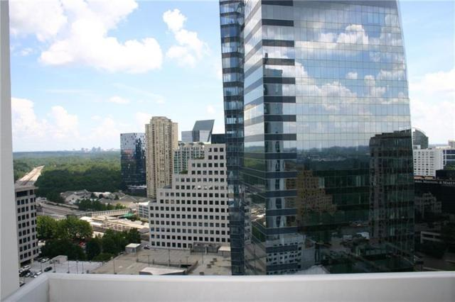 3324 Peachtree Road NE #2117, Atlanta, GA 30326 (MLS #6056641) :: The Justin Landis Group