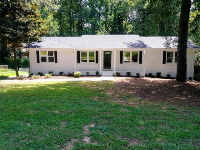 4185 Fawn Lane SE, Smyrna, GA 30082 (MLS #6056646) :: Iconic Living Real Estate Professionals