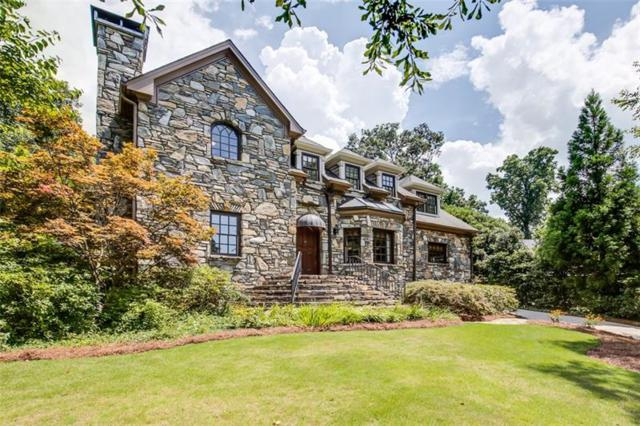 482 Ponce De Leon Manor NE, Atlanta, GA 30307 (MLS #6056721) :: North Atlanta Home Team