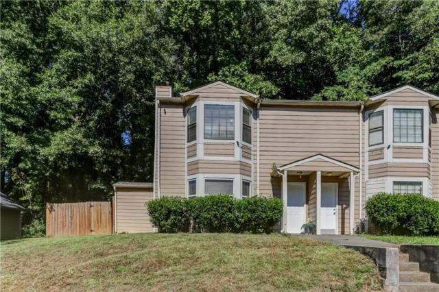 2124 Valley Oaks Drive SE, Smyrna, GA 30080 (MLS #6056750) :: Charlie Ballard Real Estate
