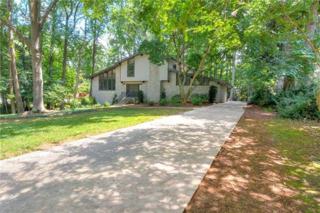1843 Breckenridge Drive NE, Atlanta, GA 30345 (MLS #6056757) :: The Bolt Group